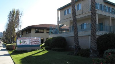 Pacific Oral Surgery Simi Valley office is located in the Erringer Professional Building
